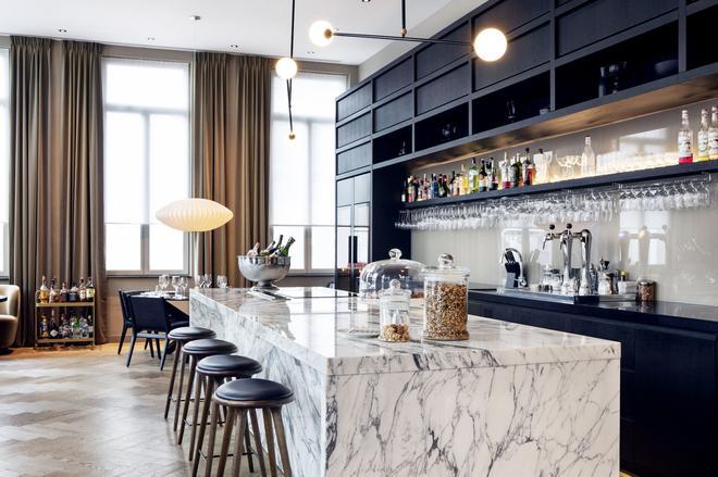 布鲁塞尔市中心桑顿皮洛斯酒店 - 布鲁塞尔 - 酒吧