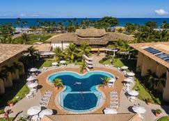艾迪亚达普拉亚酒店 - 伊列乌斯 - 游泳池