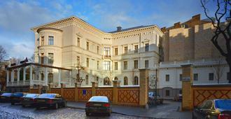 欧洲里加皇家酒店 - 里加 - 建筑