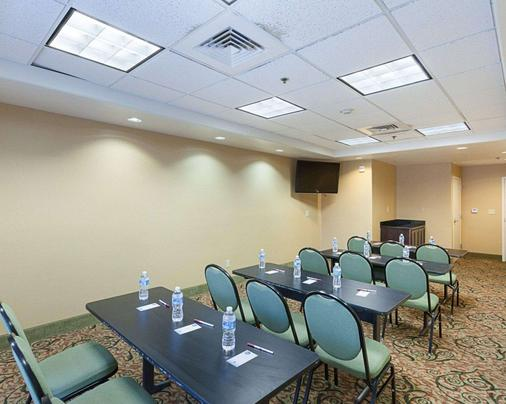 中西六旗康福特套房酒店 - 圣安东尼奥 - 会议室