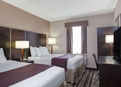 牙买加jfk机场戴斯酒店 - 皇后区 - 睡房
