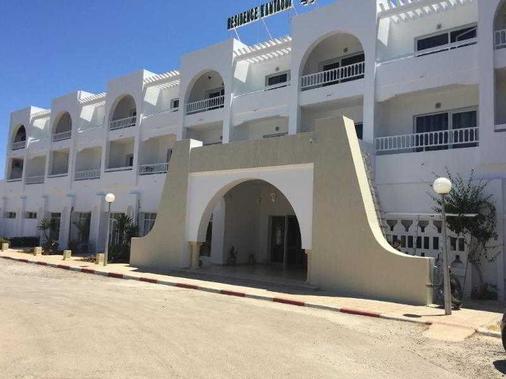 坎陶伊住宅酒店 - 甘达坞伊港 - 建筑
