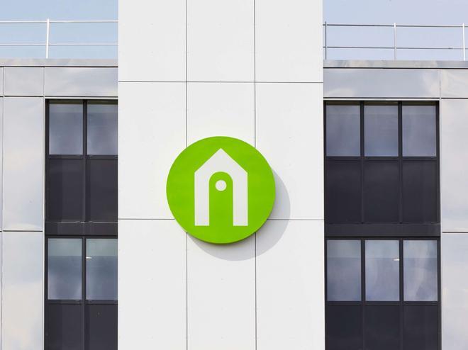 康铂酒店-波尔多西梅里尼亚克机场 - 梅里尼亚克 - 建筑