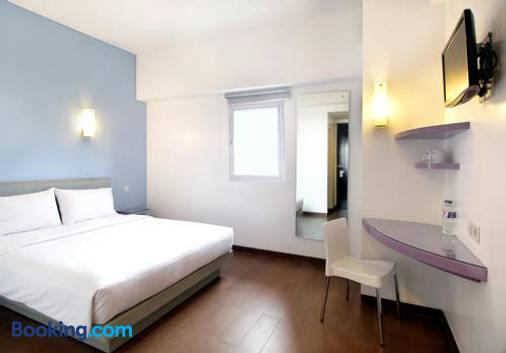 阿玛丽斯酒店 - 班达拉苏卡诺哈塔 - 当格浪 - 睡房