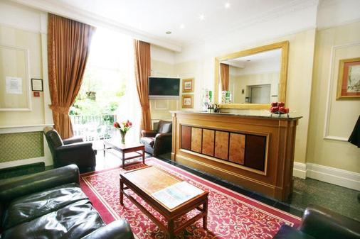 伦敦克拉伦登农庄酒店 - 伦敦 - 大厅