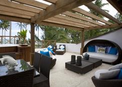 塞丽塔尔大西洋省巴尔肯斯酒店 - 附无线上网 - 拉斯特拉纳斯 - 阳台