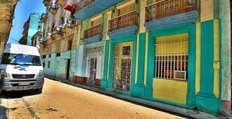 阿古亚尔阳台酒店 - 哈瓦那 - 户外景观