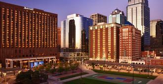 堪萨斯城万豪酒店 - 堪萨斯城 - 户外景观