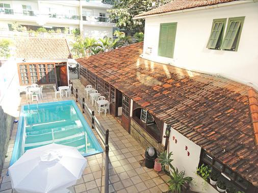 Trips Hostel - 卡波布里奥 - 游泳池