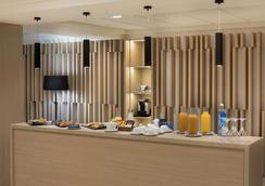 穆尔西亚霍斯波利亚酒店 - 穆尔西亚 - 餐馆