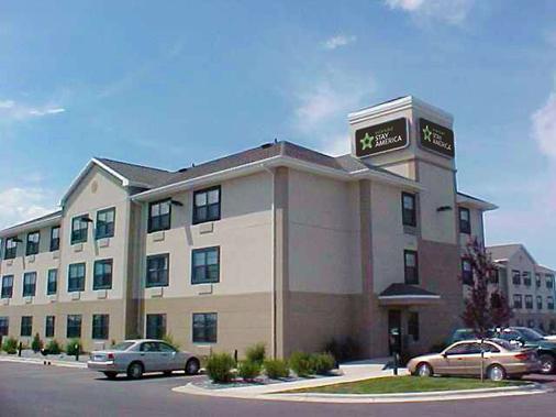 比林斯西区美国长住酒店 - 比灵斯 - 建筑