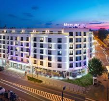 克拉科夫旧城区美居酒店