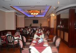 斯特朗德酒店 - 阿布扎比 - 餐馆