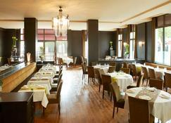 雷拉斯Spa谢尔西瓦尔多欧洲酒店 - 谢西 - 餐馆