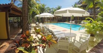 卡布弗里乌海洋酒店 - 卡波布里奥 - 游泳池