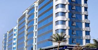吉达萨拉玛馨乐庭服务公寓式酒店 - 吉达 - 建筑