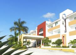 波多赛巴酒店 - Sihoplaya - 建筑