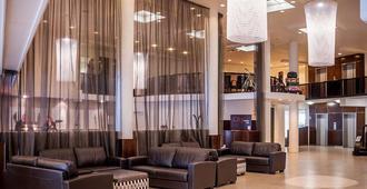西广场酒店 - 惠灵顿 - 大厅