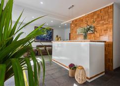 圣米格尔住宅酒店 - 蓬塔德尔加达 - 柜台