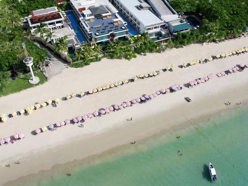 芭东拉弗洛拉度假酒店 - 芭东 - 海滩