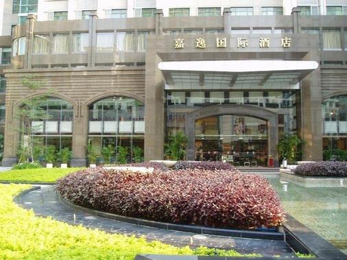 广州嘉逸国际酒店 - 广州 - 建筑