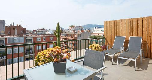 巴塞罗那勒哥尔特nh酒店 - 巴塞罗那 - 景点