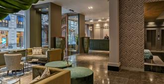 文奇宫殿酒店 - 巴伦西亚 - 大厅