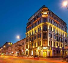 利沃夫全景酒店