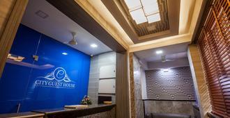 孟买城市住宿加早餐旅馆 - 孟买 - 柜台