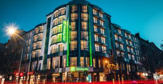 柏林城东普伦朗茨阿里假日酒店 - 柏林 - 建筑