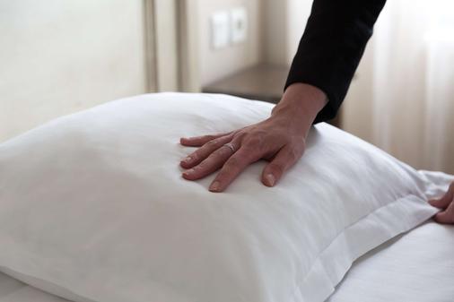 波德沙尔德原创精品酒店(国际酒店) - 沙特尔 - 睡房