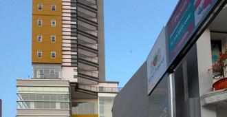 吉诺弗鲁西布拉加酒店 - 万隆 - 建筑