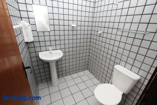 柏萨德普拉亚公寓 - 纳塔尔 - 浴室