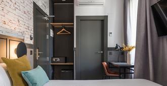 圣马梅斯 - 枕头酒店 - 毕尔巴鄂 - 睡房