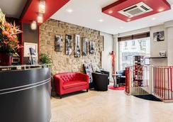 Best Western Nouvel Orleans Montparnasse - 巴黎 - 大厅