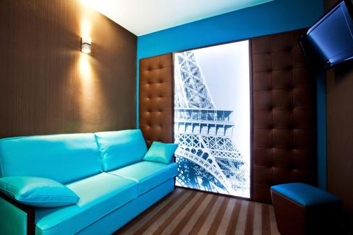 贝斯特韦斯特努维尔奥尔良酒店 - 巴黎 - 客厅