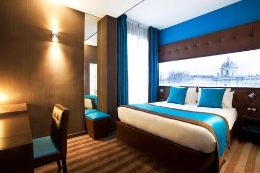 贝斯特韦斯特努维尔奥尔良酒店 - 巴黎 - 睡房