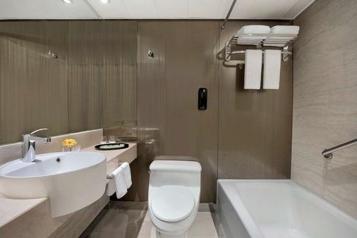 九龙酒店 - 香港 - 浴室