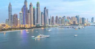 迪拜卓美亚棕榈岛五酒店 - 迪拜 - 户外景观