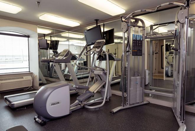 新奥尔良梅塔里丽怡酒店 - 梅泰里 - 健身房
