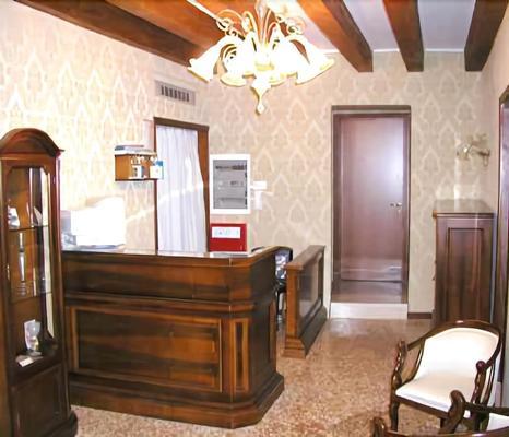 威尼斯洛坎达阿米佐酒店 - 威尼斯 - 柜台
