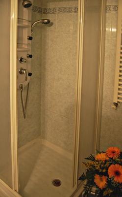 威尼斯洛坎达阿米佐酒店 - 威尼斯 - 浴室