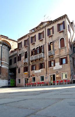 威尼斯洛坎达阿米佐酒店 - 威尼斯 - 建筑