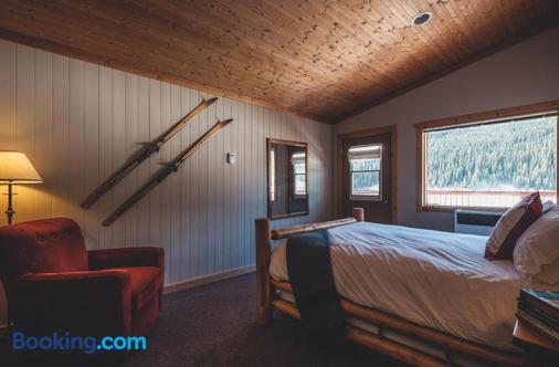 恩加丁山山林小屋 - 坎莫尔 - 睡房