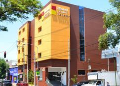 巴拿马酒店 - 墨西哥城 - 建筑
