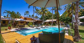 阿拉亚尔雷坎托 - 旅馆 - 塞古罗港 - 游泳池