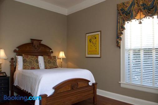 布鲁夫景观旅馆 - 查塔努加 - 睡房