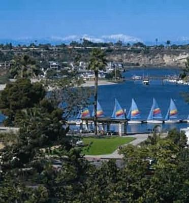 Newport Dunes Waterfront Resort - 纽波特海滩 - 景点