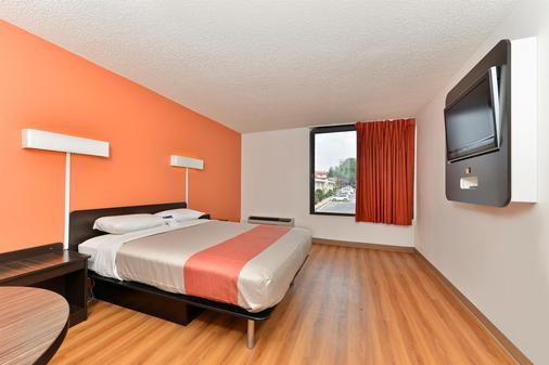 沃思堡6号汽车旅馆 - 东城 - 沃思堡 - 睡房