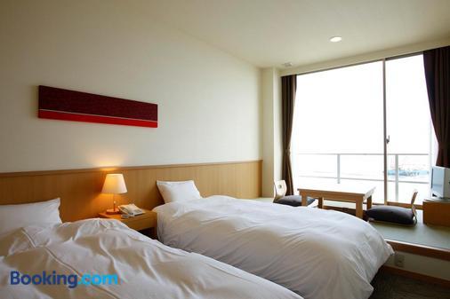海滨广场皆生酒店 - 米子市 - 睡房